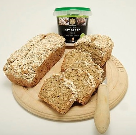 Lakeland Bakery oat bread mix2