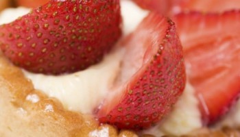 Lakeland Bakery - Strawberry_tart