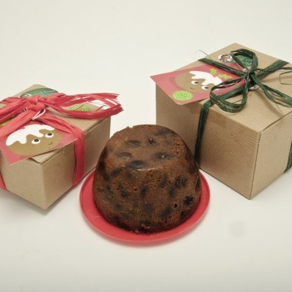 Christmas Pudding &Box Packaging