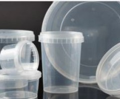 Food containers and tubs